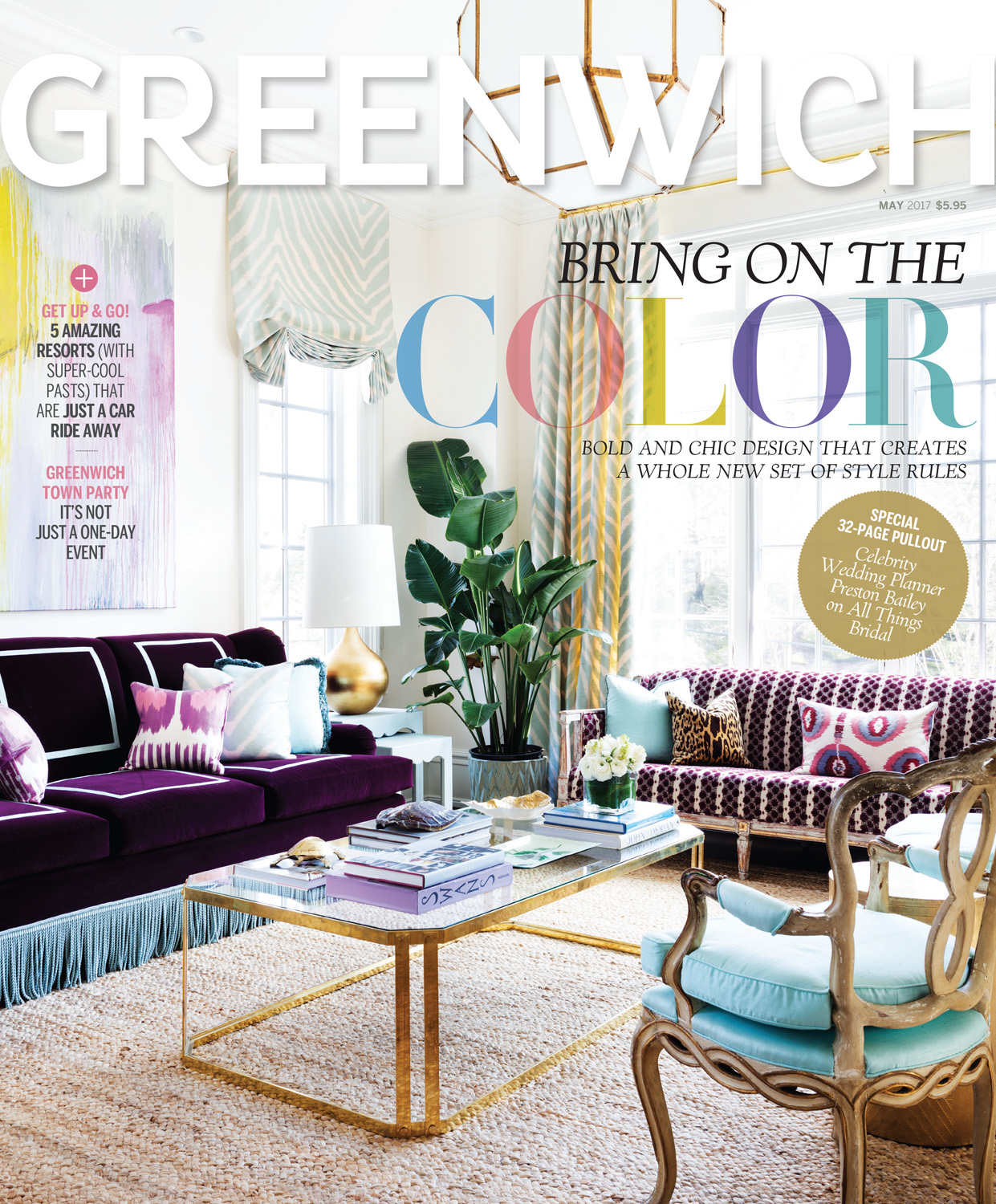 Greenwich Magazine May 2017