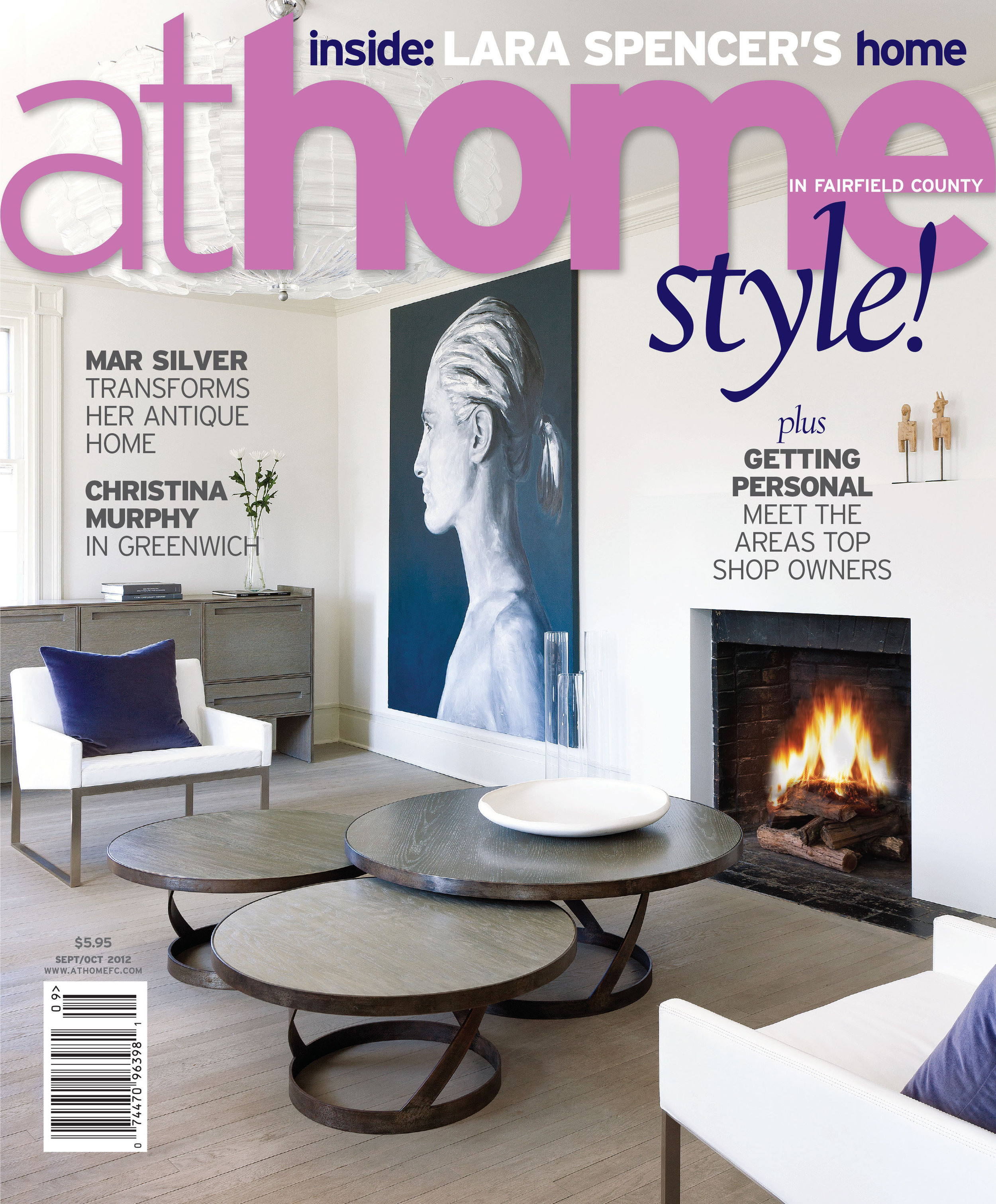 At Home Magazine October 2012