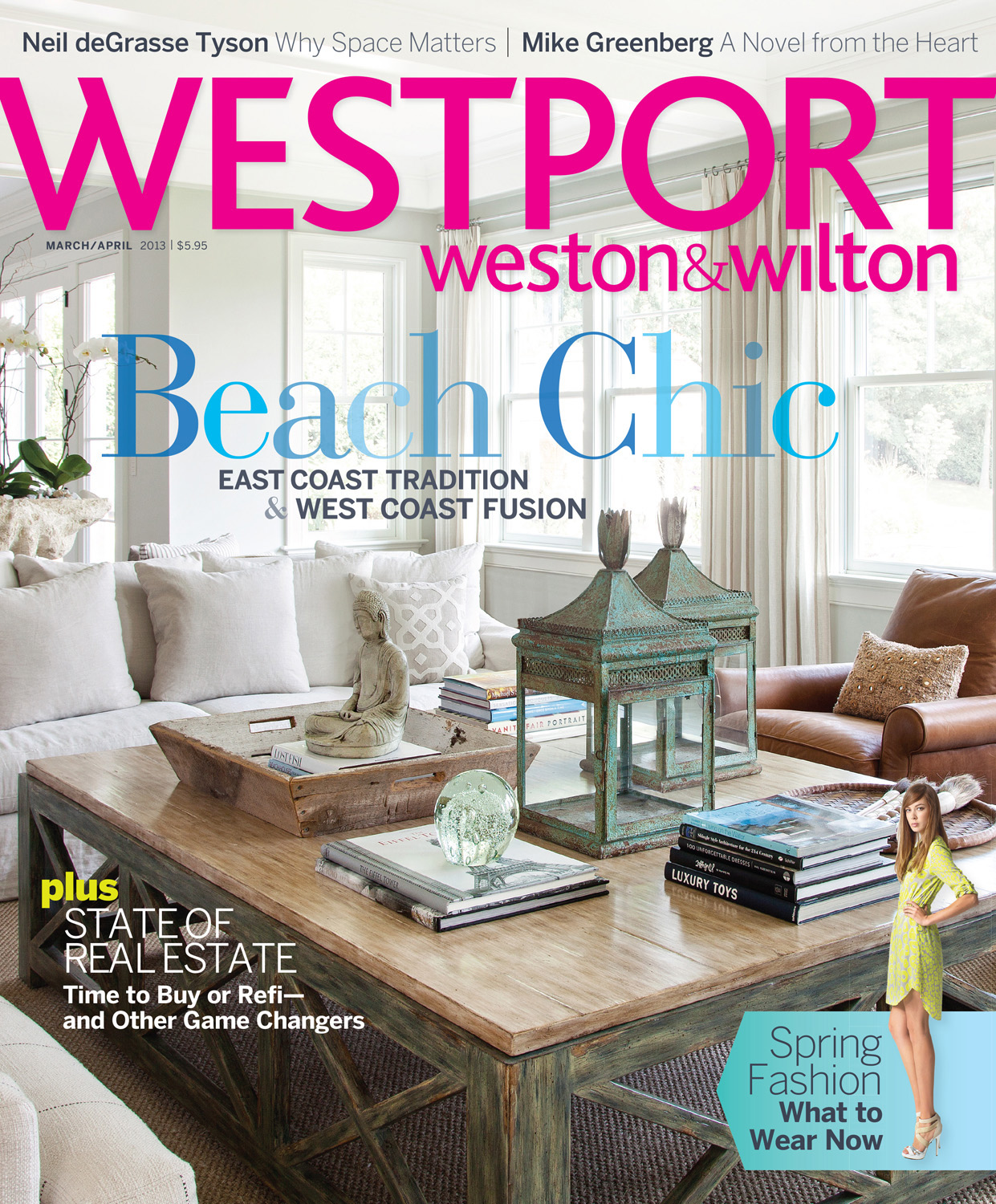Westport Magazine March/April 2013