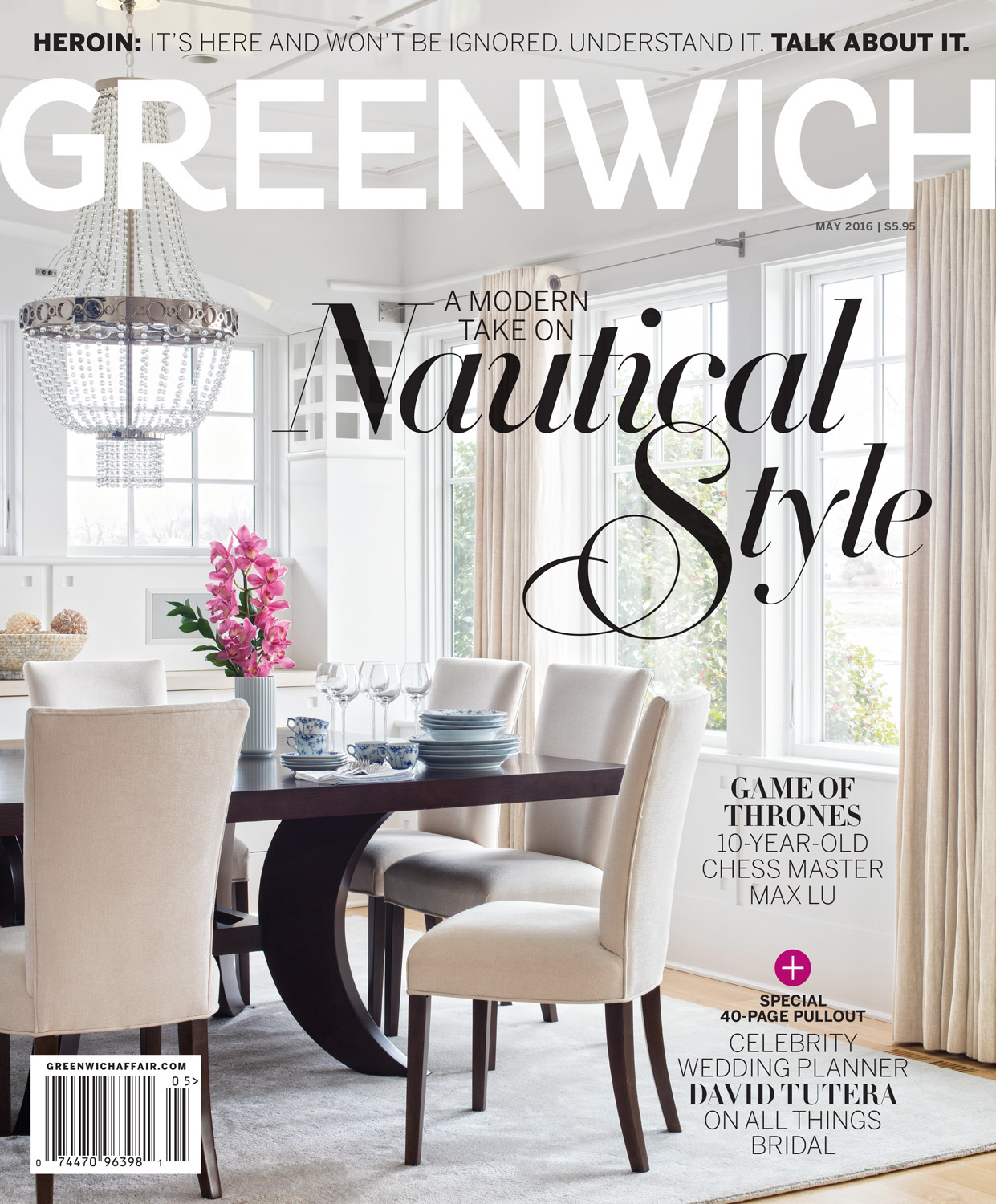 Greenwich Magazine May 2016