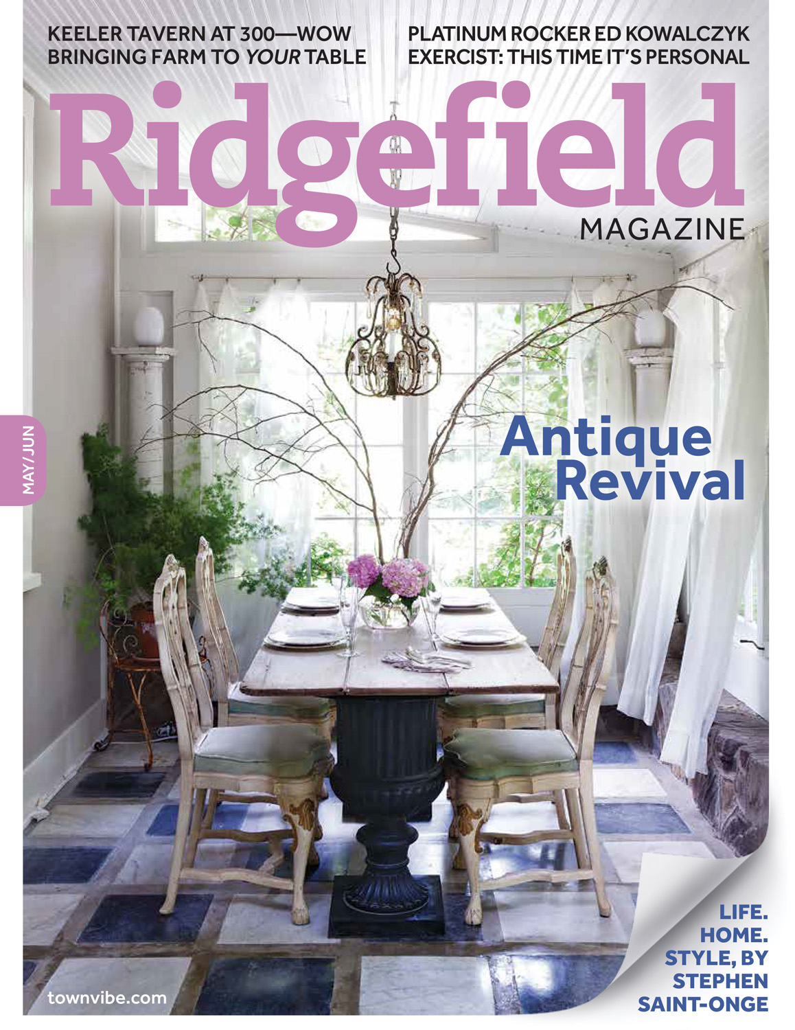 Ridgefield Magazine May/June 2013