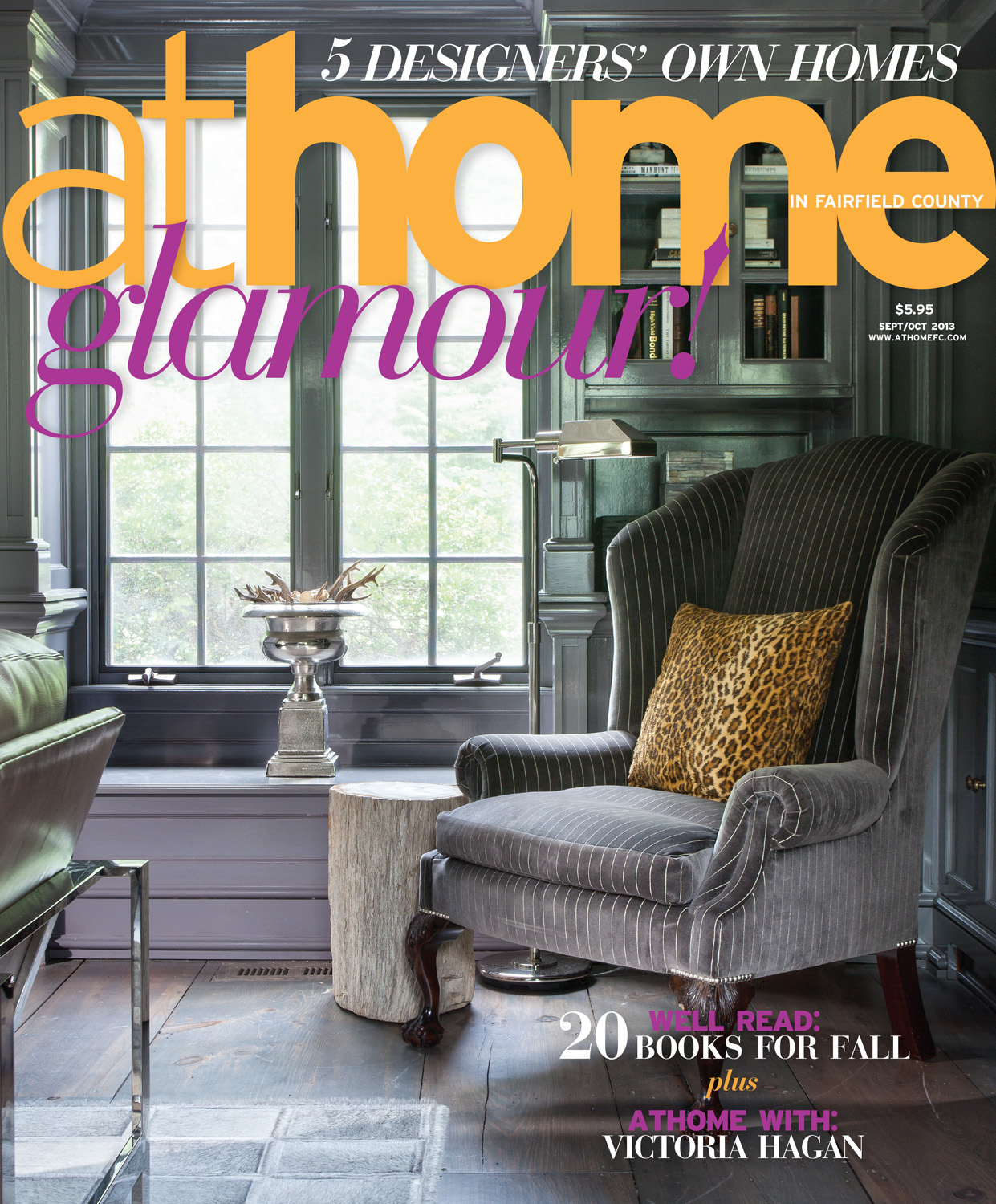 At Home magazine September/October 2014