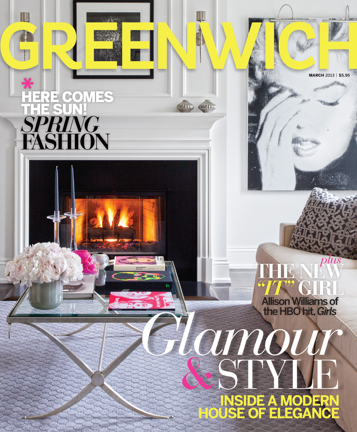 Greenwich Magazine March 2013