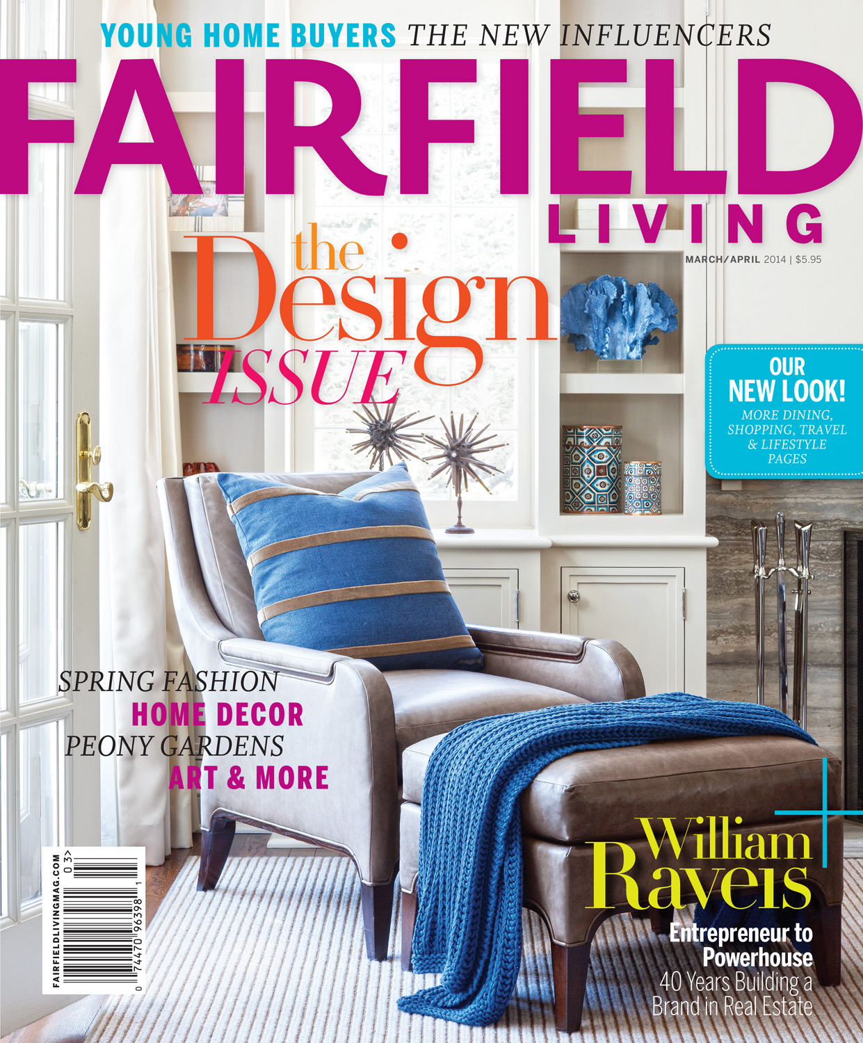 Fairfield Magazine March/April 2014