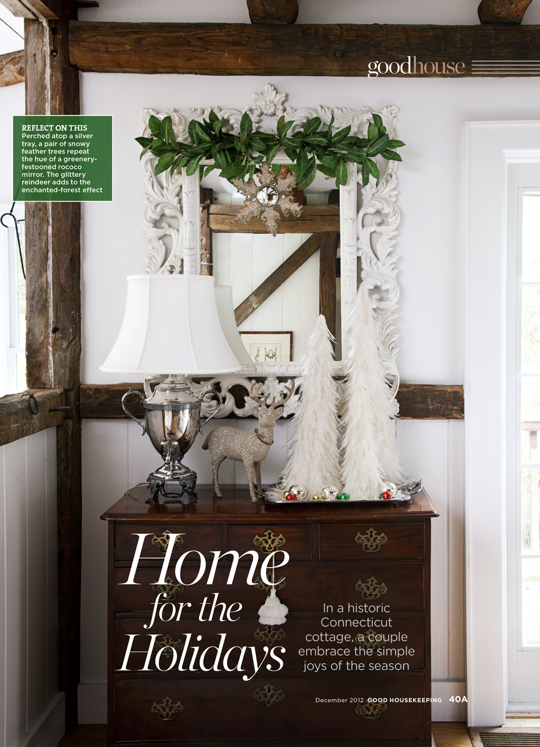 Good Housekeeping Magazine December 2012