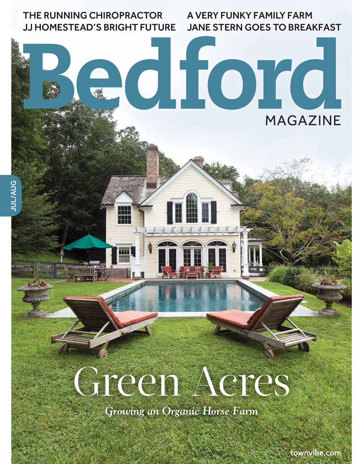 Bedford Magazine July/August 2014