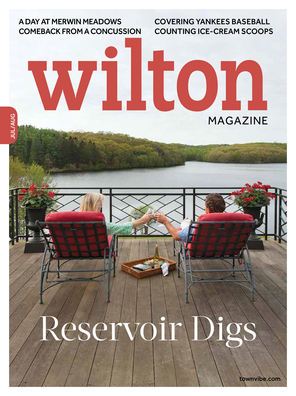 Wilton Magazine July/August 2014