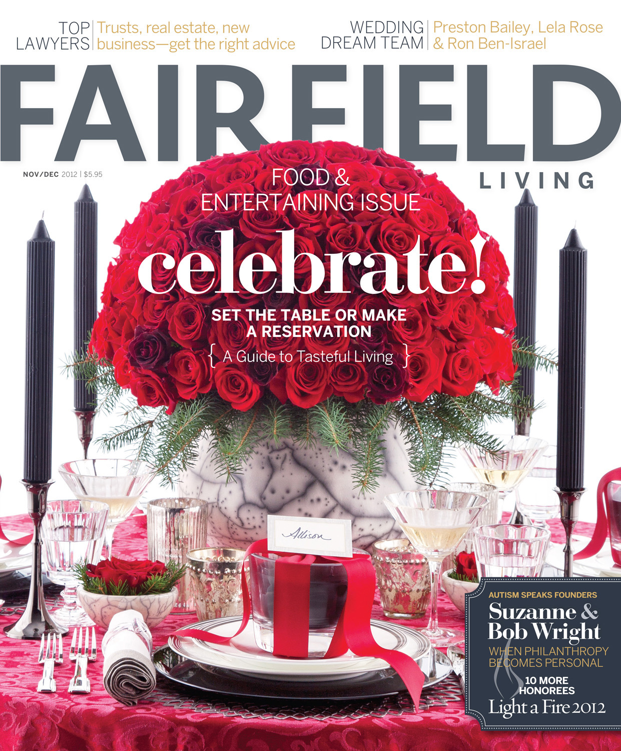 Fairfield Magazine Nov/Dec2012