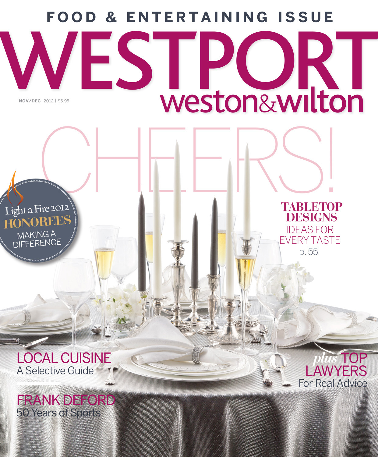 Westport Magazine Nov/Dec 2012