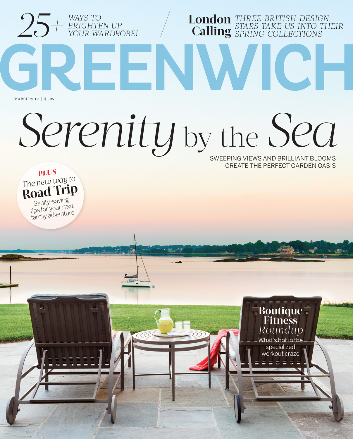 Greenwich Magazine March/April 2019