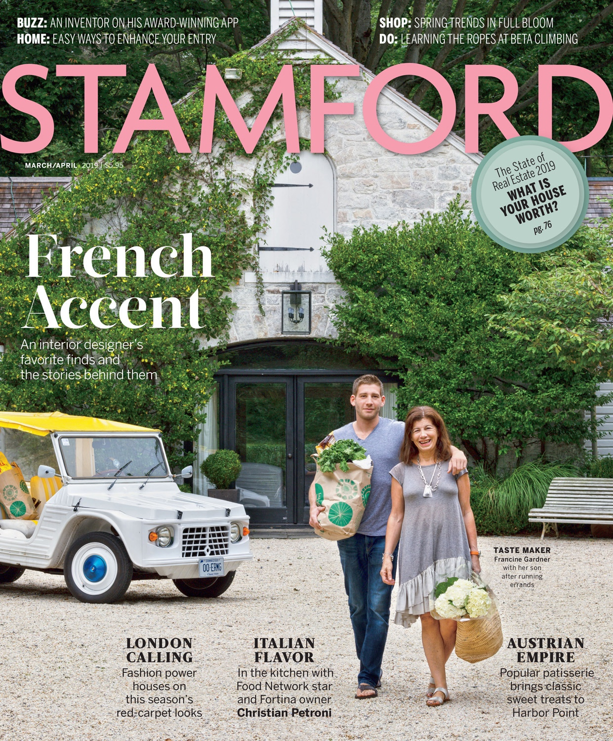 Stamford Magazine March/April 2019