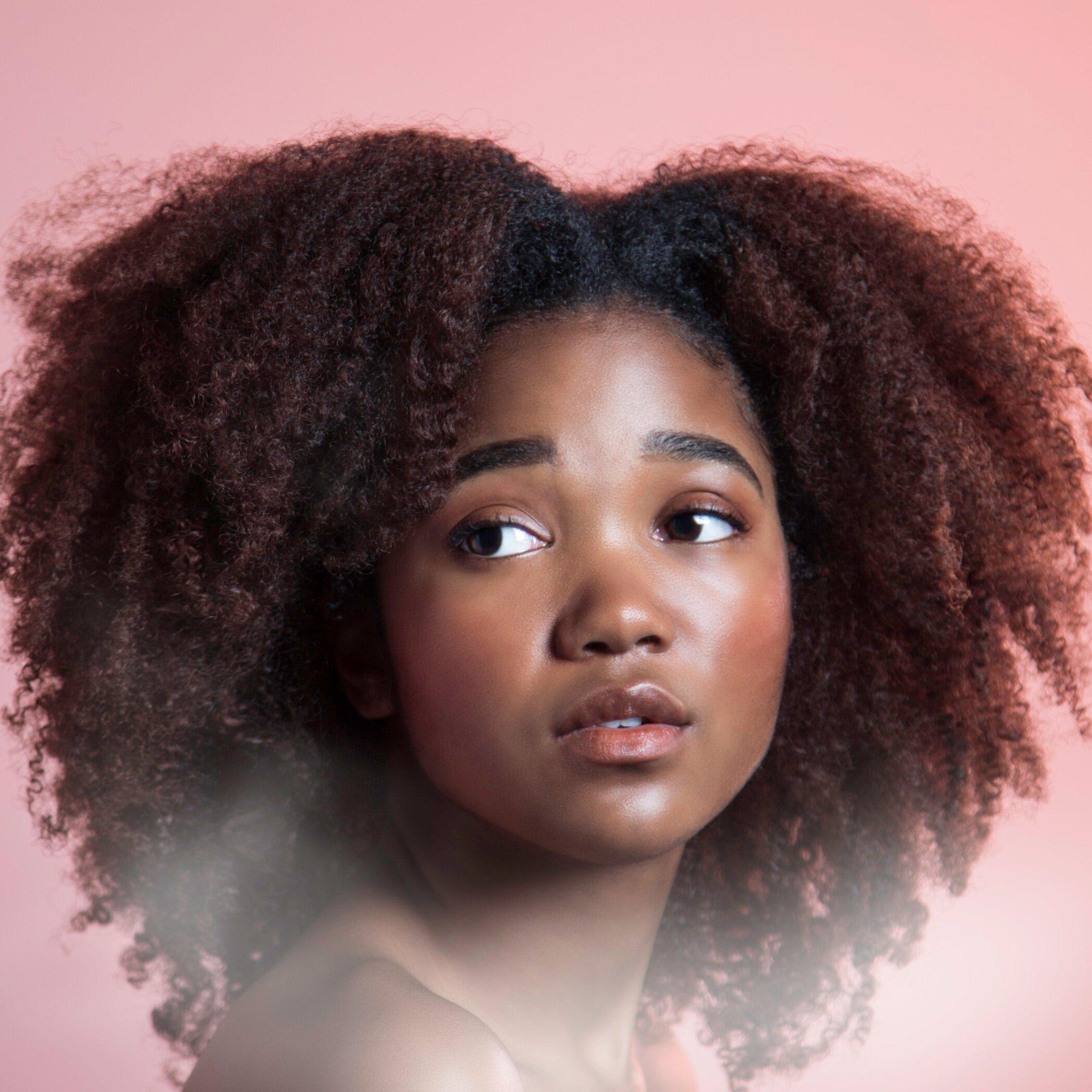 Natural Hair Wash And Style Vividly Kafi