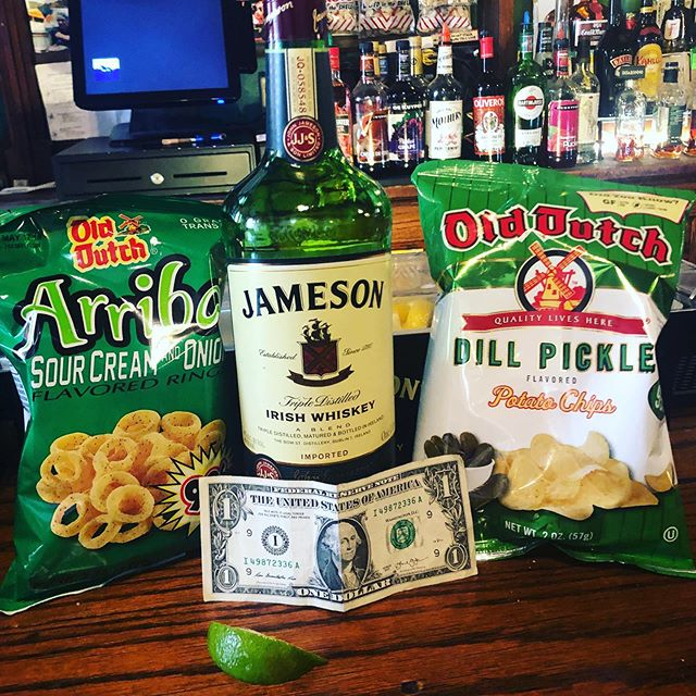 We got all of your Irish needs met. Charlie Smith & Friends make music at 2pm.