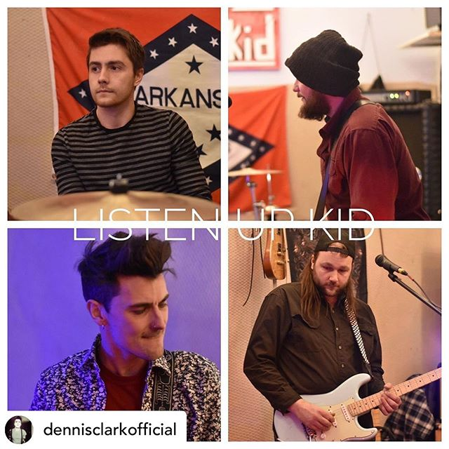 Excited for this on Monday.....................……..... Posted @withrepost • @dennisclarkofficial These dudes will be taking over 101.9 FM CFRC radio at 10PM Monday night with a live performance session and chat with host, Dan Bertrand. So please tune right into that!  Trevor and Anita from Roswell Rehearsals will be doing the sound for the show so you KNOW it's gonna be good! @listenupkid @roswellkingston @napoleonbertrand @cfrcradio  #ygk #ygkmusic #radio #takeover #kingstonradio #queensradio #queensmusic #band #cfrc #music #goodmusic #alternative #rock #punk #metal #emo #badass #fire #ontheair #airwaves #early2000s #indie #modern