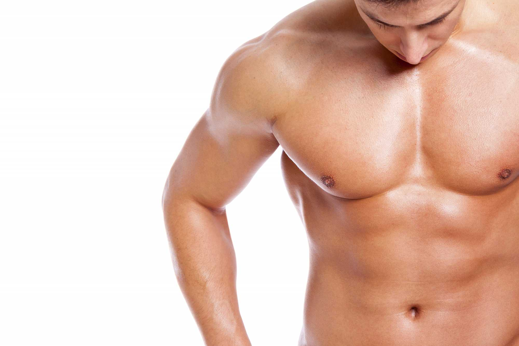 MALE BREAST REDUCTION - (GYNECOMASTIA OR