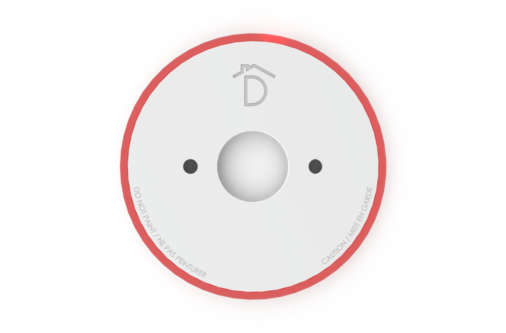 Domatic Smoke Detector Adaptor