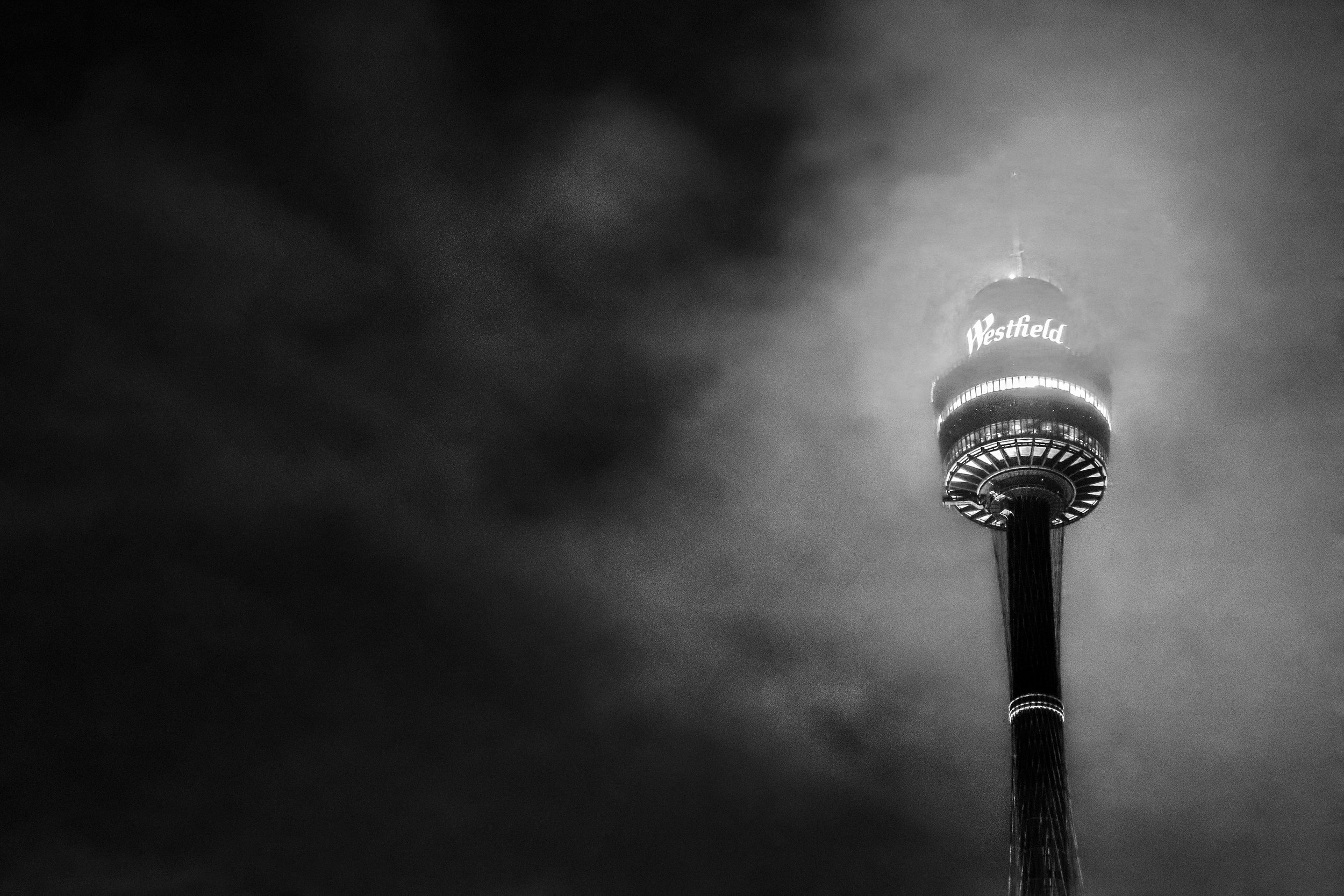 WESTFIELD CENTREPOINT & SYDNEY TOWER -