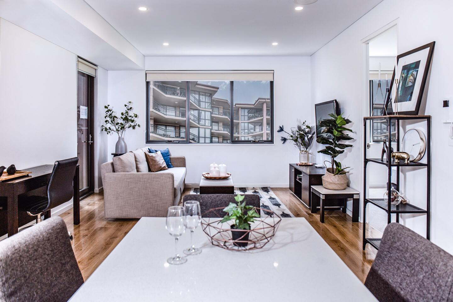 Some of SYDNEY'sLargest servicedApartments - In Sydney's best locations