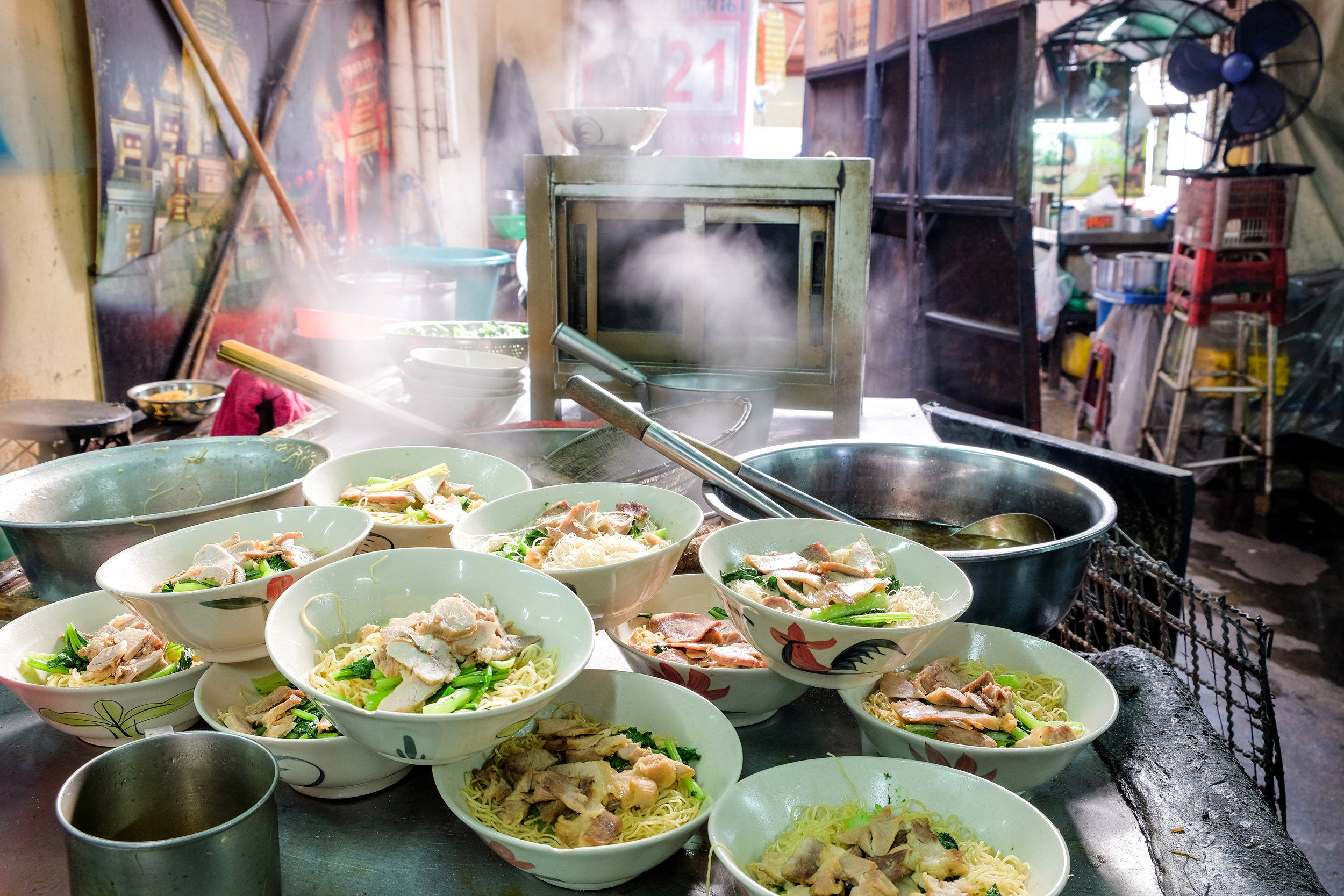 A guide to delicious eating in Chinatown -