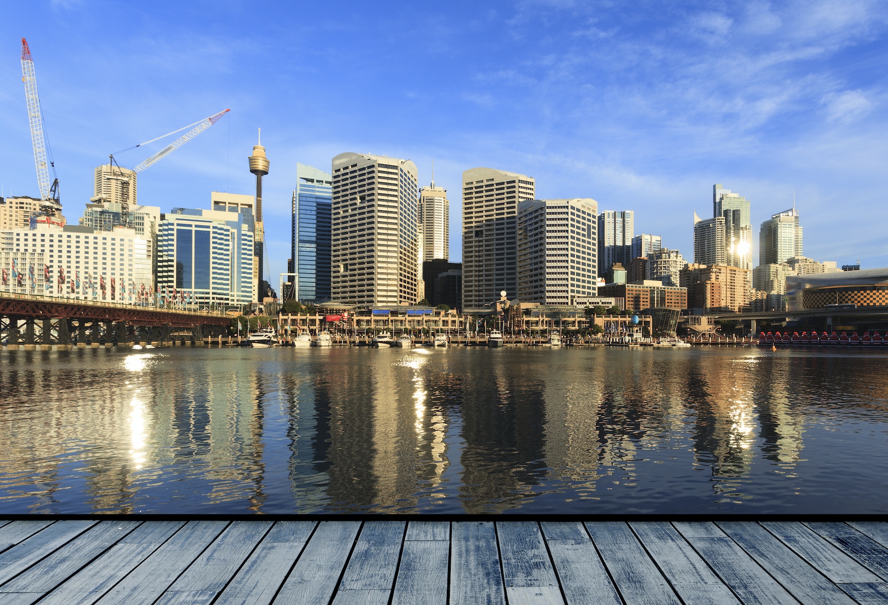 Darling Harbouron yourDoorstep - Perfectly located for your convenience