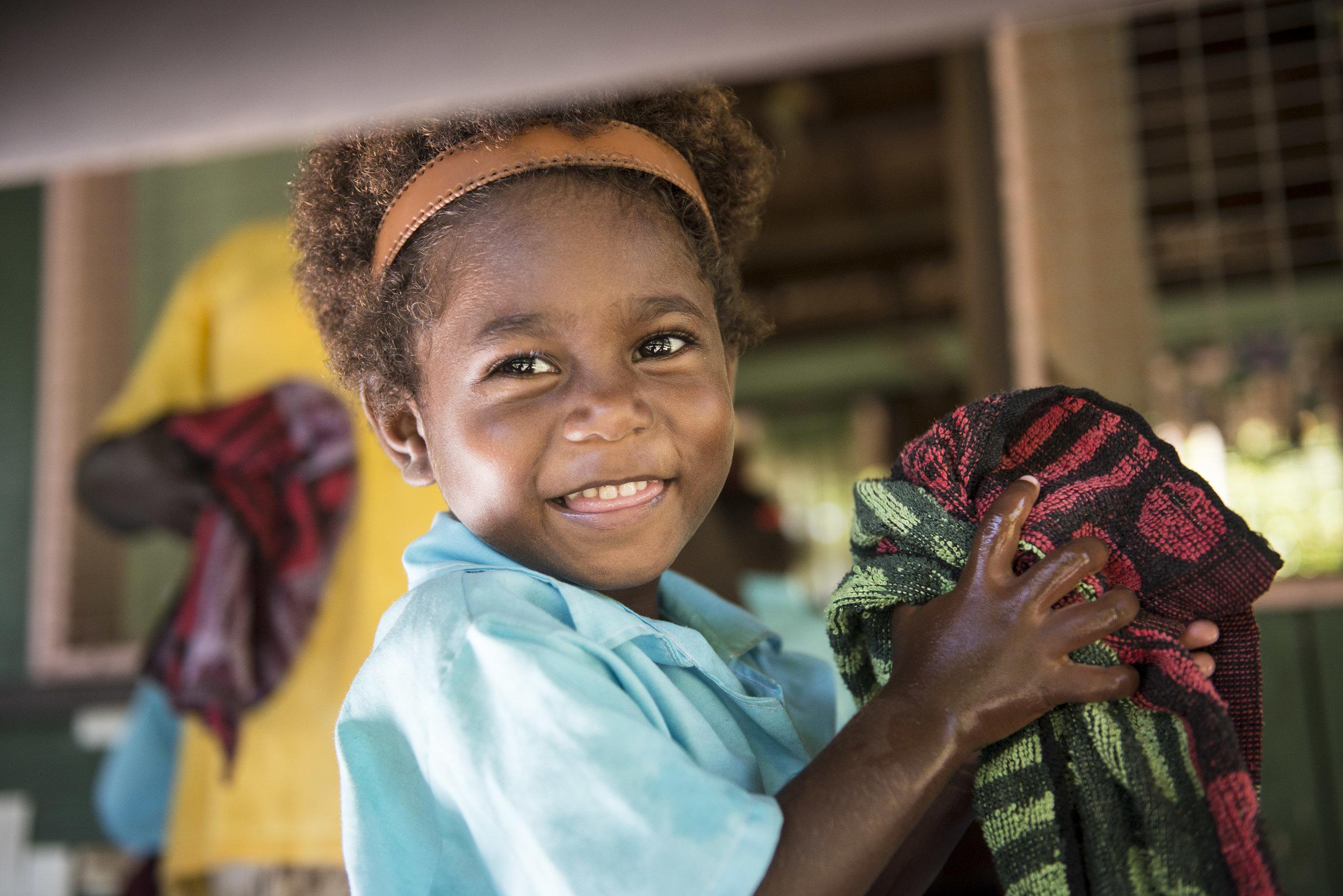 Early Childhood Centre. Choisuel Province. Solomon Islands. 2016.