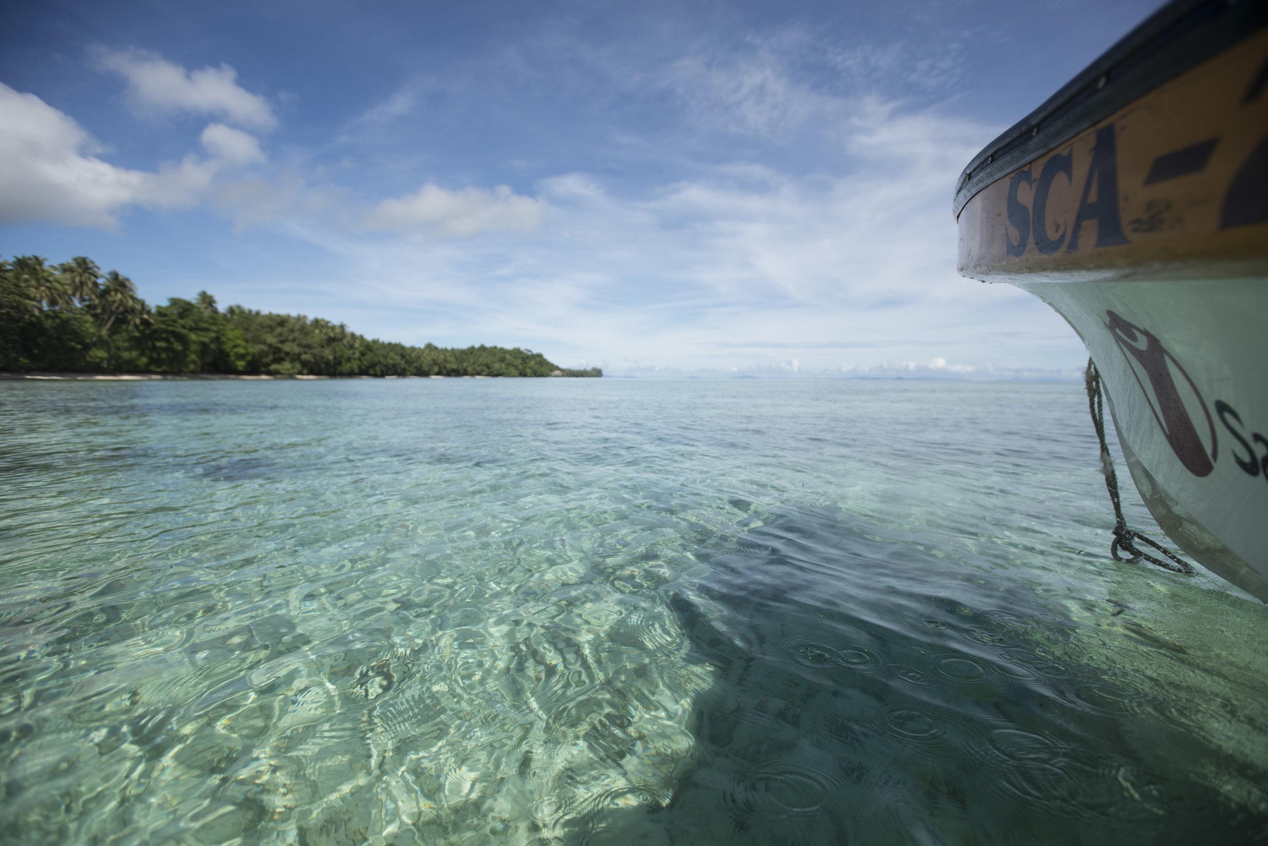Choisuel Province. Solomon Islands. 2016.