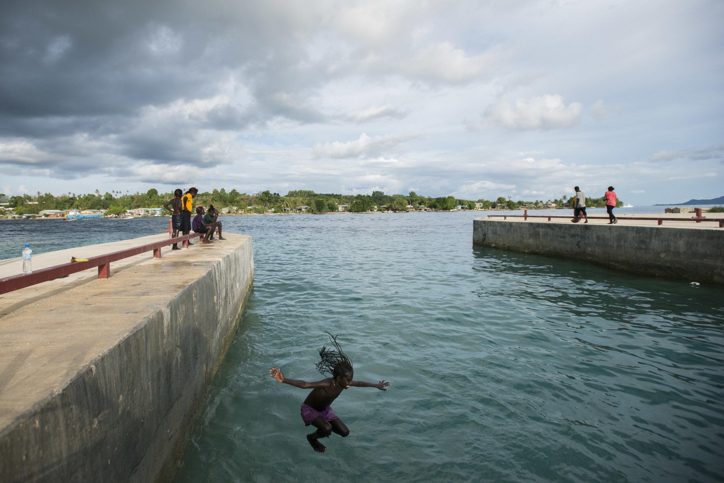 Buka. Bougainville, PNG. 2018.