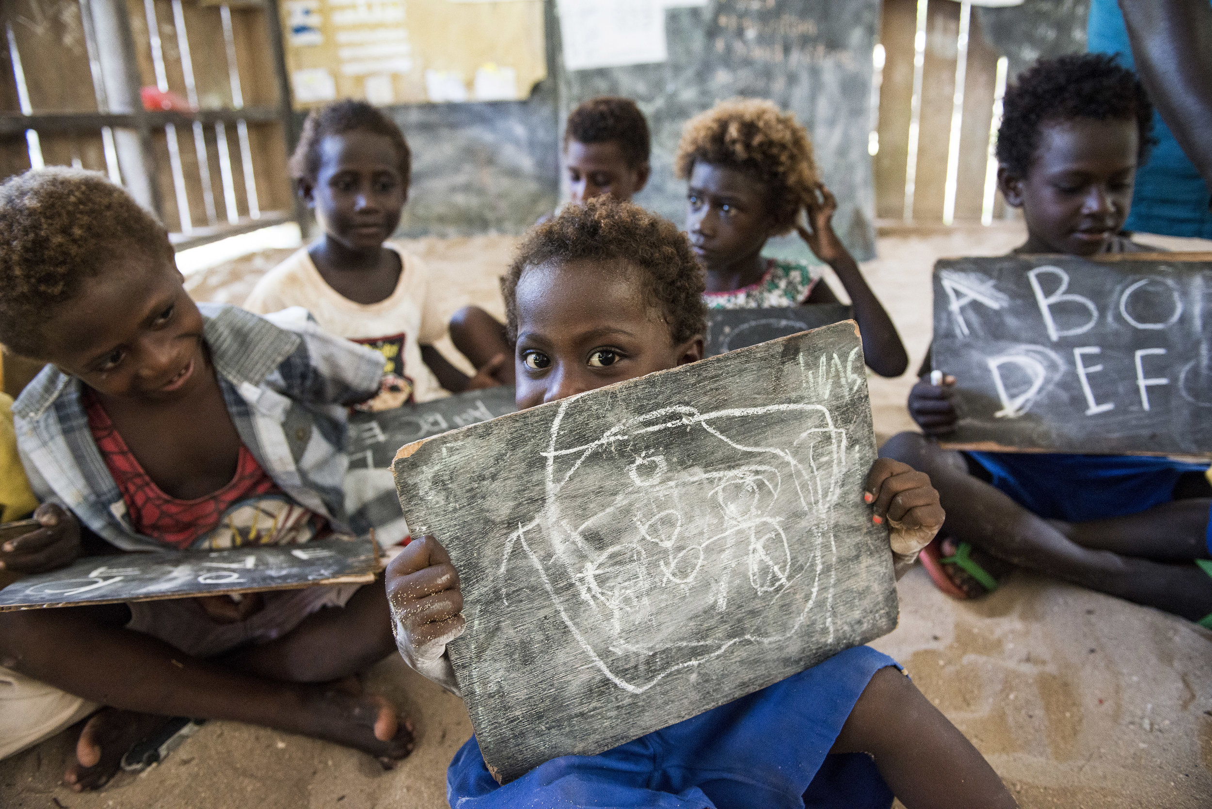 Rapidly Improving Standards in Elementary (RISE). Bougainville, PNG. 2018.