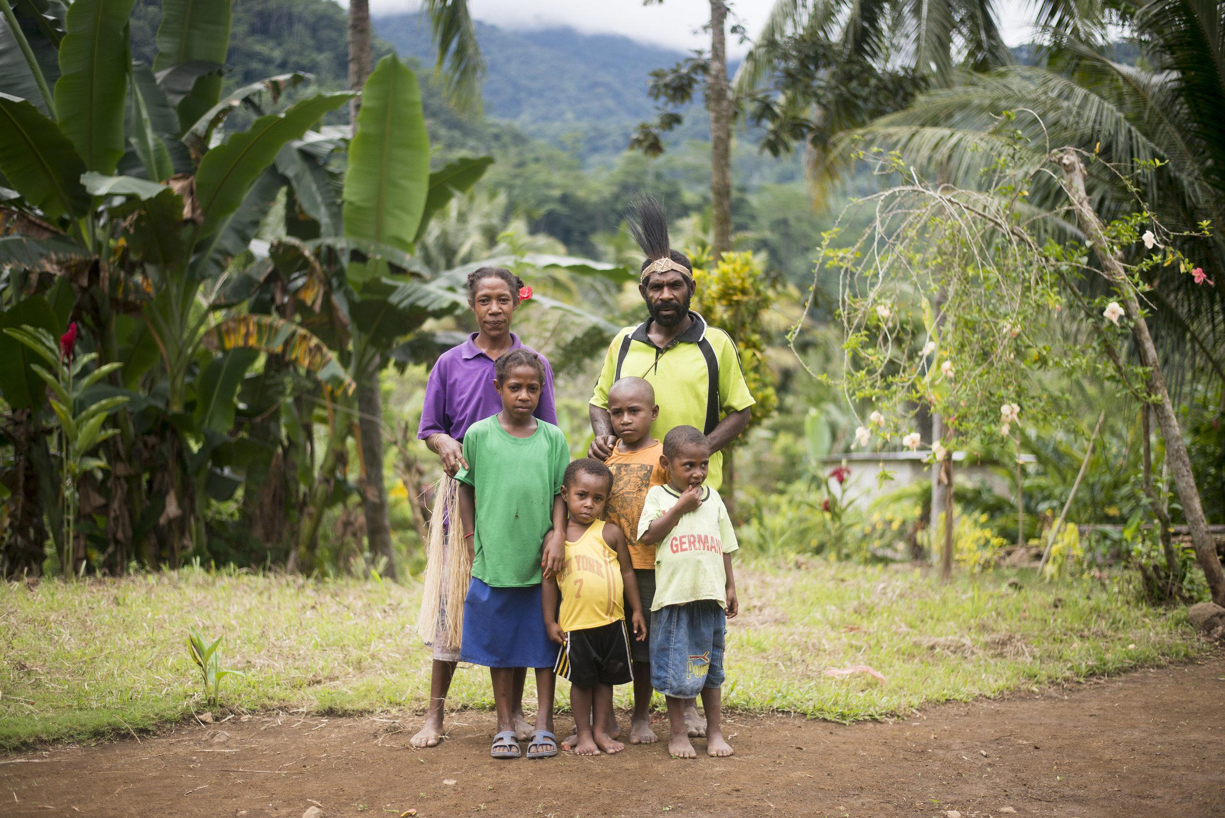 Safe Communities Safe Children program. Morobe Province, PNG. 2018.