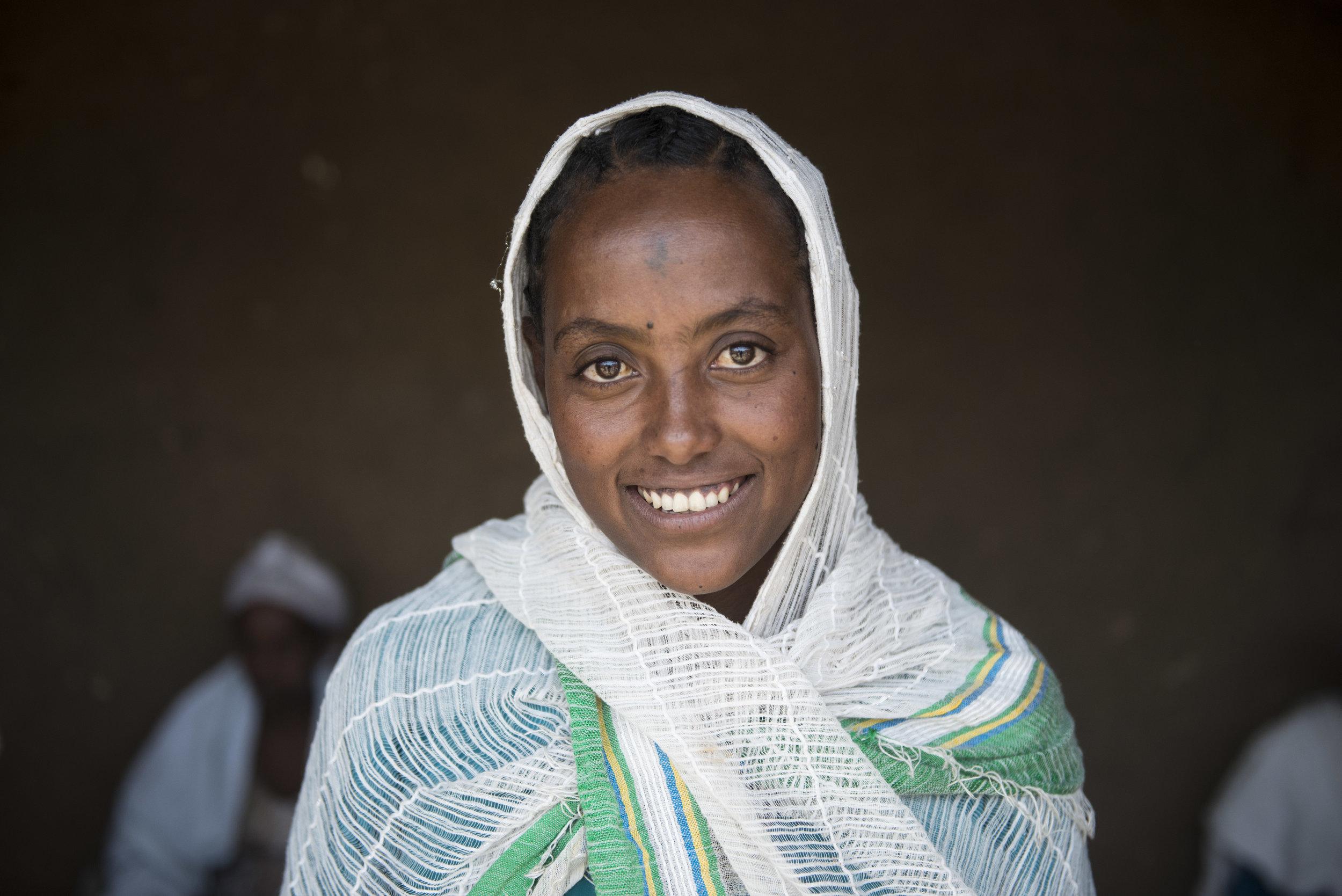 Bisrat child protection project. Amhara Region, Ethiopia. 2017.