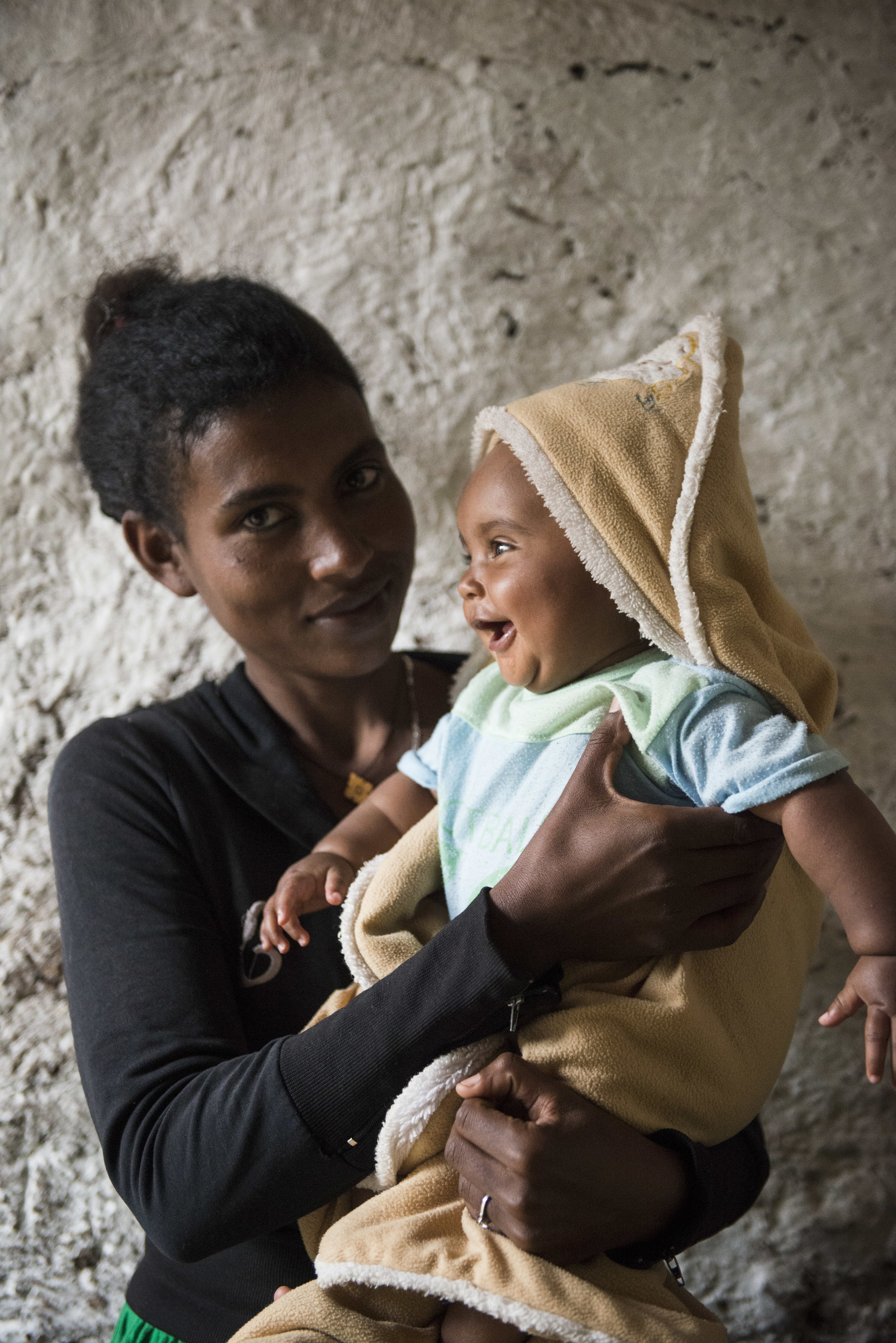 Child and Maternal Health project. Amhara Region, Ethiopia. 2017.