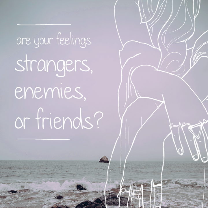 Emotion Course - strangers, enemies, friends