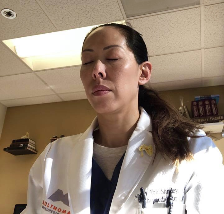 Dr Nancy Yen Shipley, Orthopedic Surgery, Portland, OR