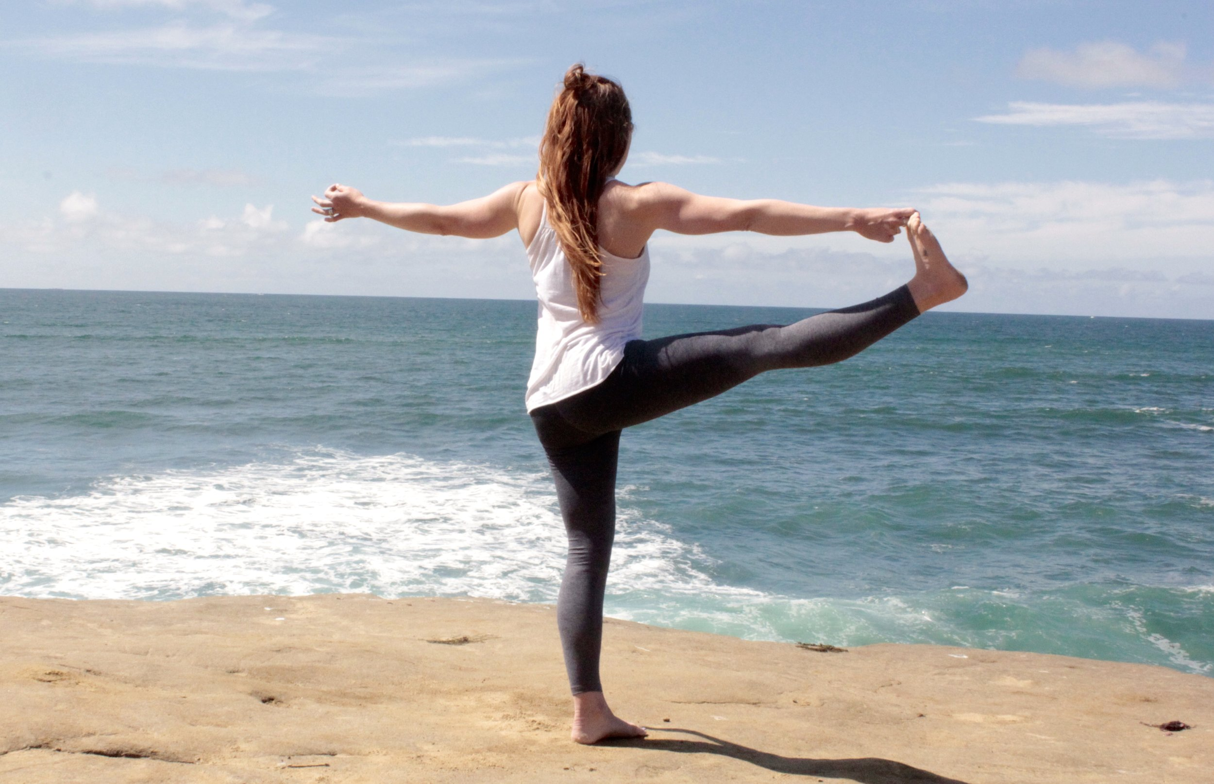Experience an alternative way to practice yoga. - Taking yoga outside of a studio setting makes things less intimidating, more convenient and sustainable for YOU.Work with me online or in-person to gain more insight and work toward your unique wellness goal.