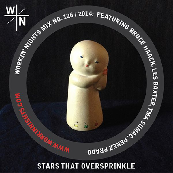 126: STARS THAT OVERSPRINKLE