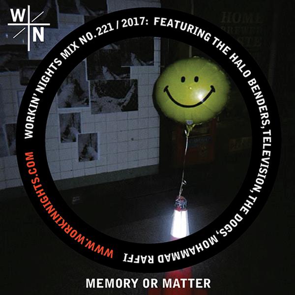 221: MEMORY OR MATTER
