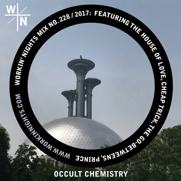 228: OCCULT CHEMISTRY