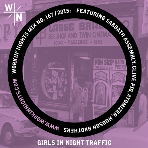 167: GIRLS IN NIGHT TRAFFIC