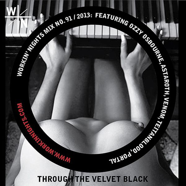 91: THROUGH THE VELVET BLACK