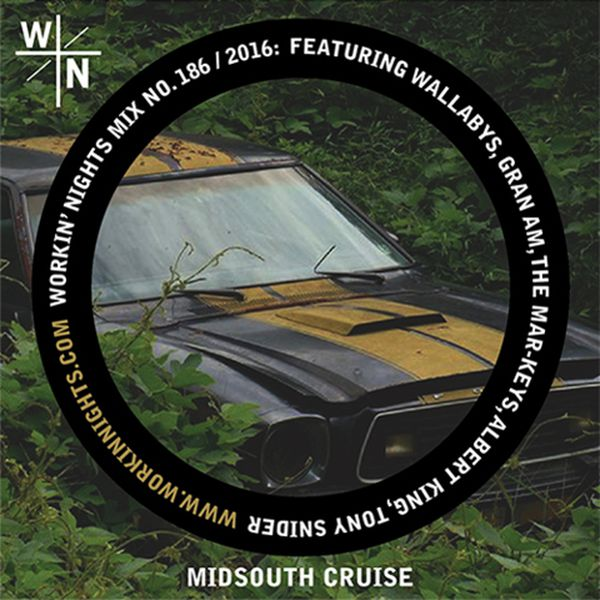 186: MIDSOUTH CRUISE