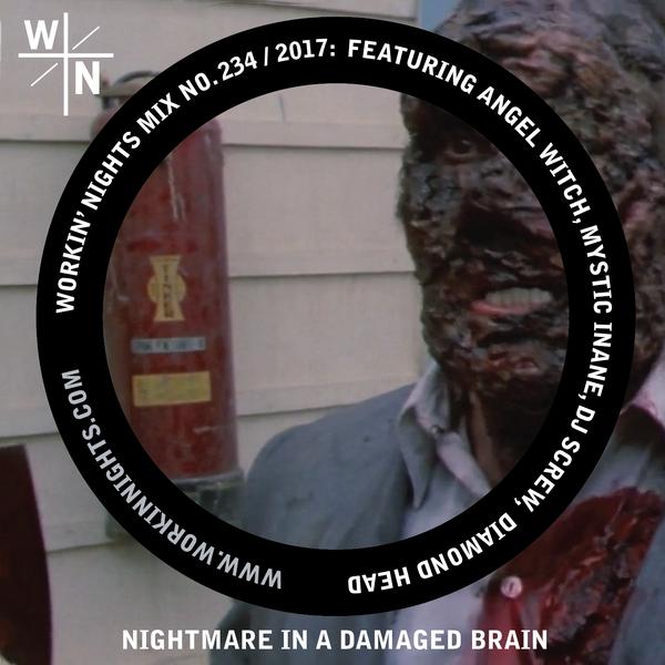 234: NIGHTMARE IN A DAMAGED BRAIN