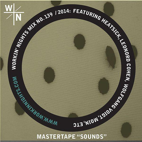 "139: MASTERTAPE ""SOUNDS"""
