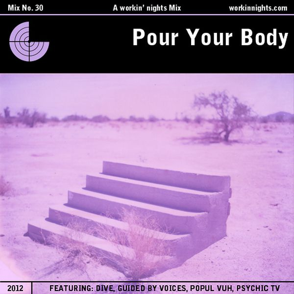 30: POUR YOUR BODY