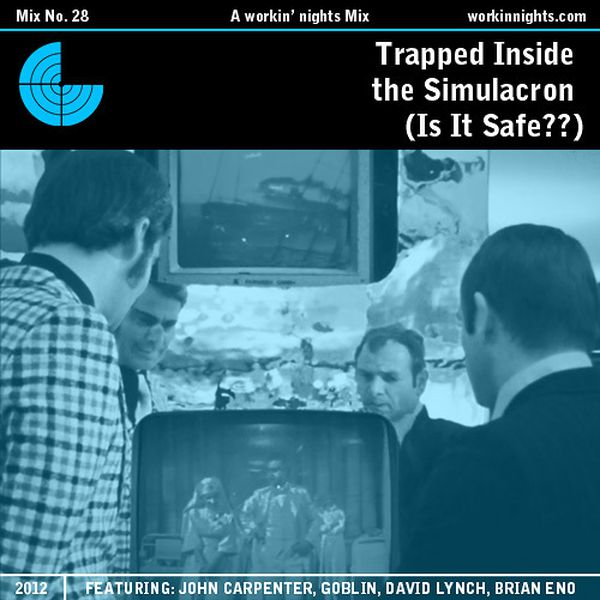 28: TRAPPED INSIDE THE SIMULACRON (IS IT SAFE??)