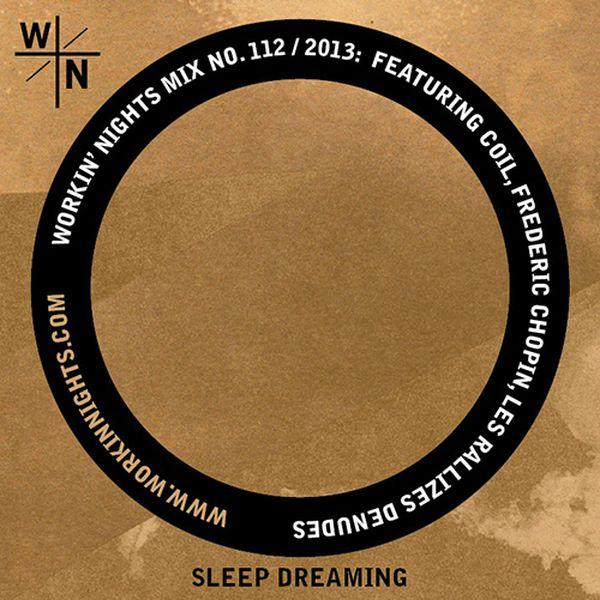 112: SLEEP DREAMING