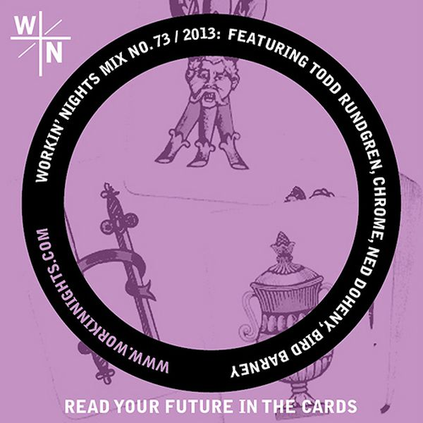 73: READ YOUR FUTURE IN THE CARDS
