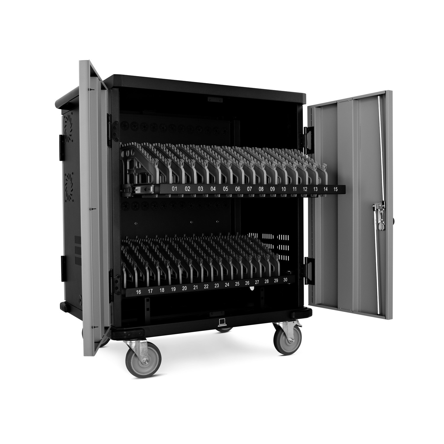 V7 30-Carrier Cart