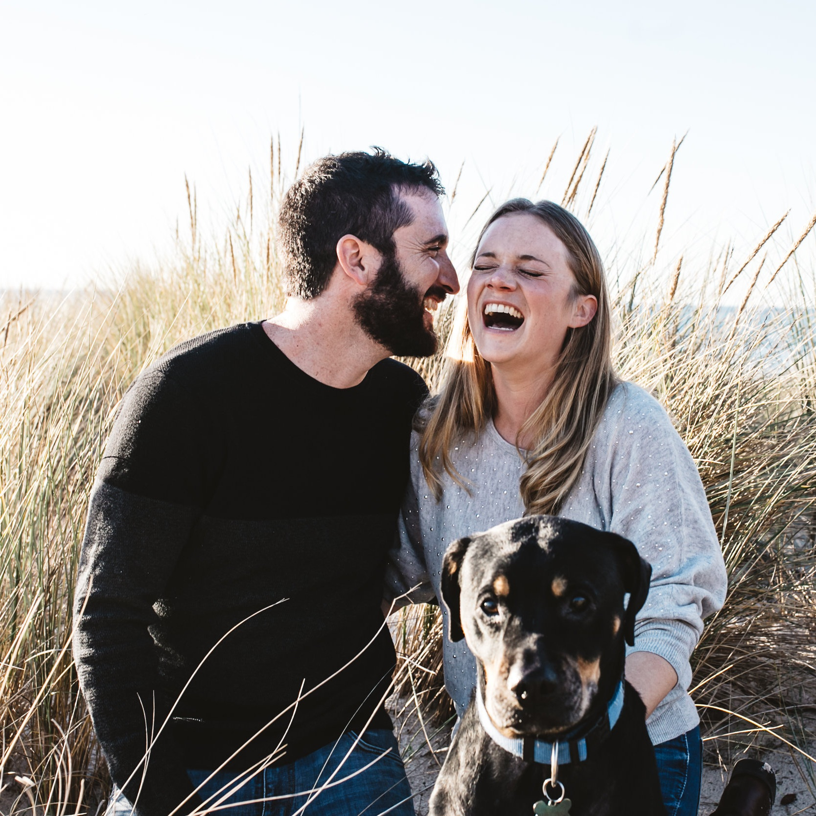 ENGAGEMENT SESSION - This is a great way to get to know your photographer, the session will be a lot more relaxed than your wedding day. If you decide that we are a good fit for your wedding day the session fee of your engagement shoot will be deducted from your wedding package.