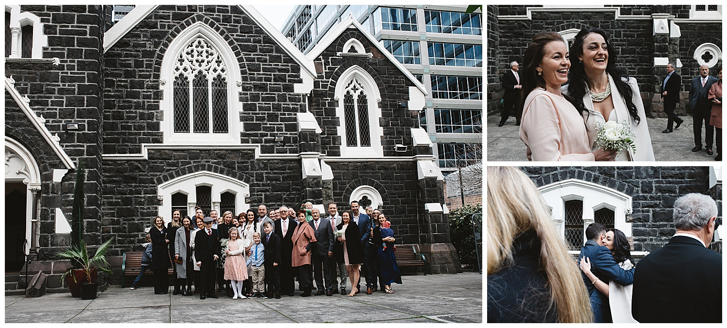 Wedding photography in carlton and inner city melbourne