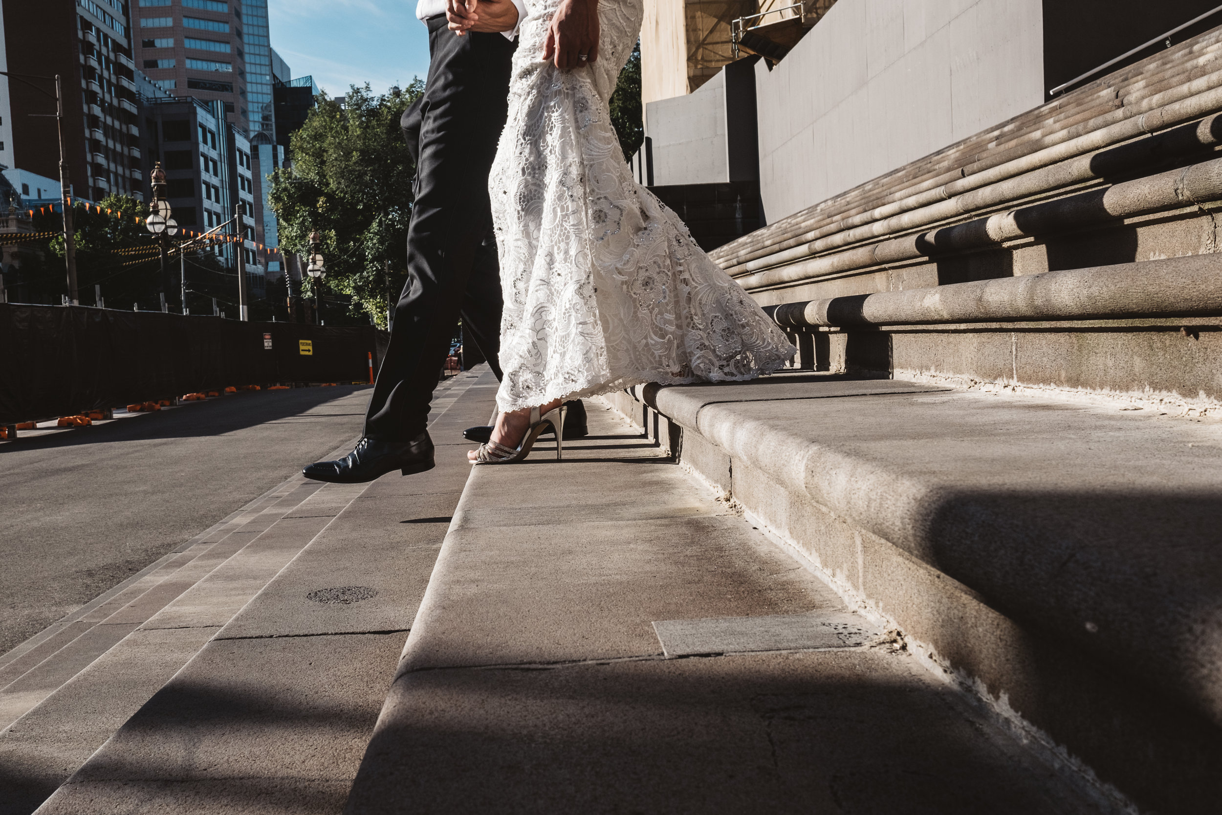 Trendy wedding venues in inner city melbourne and small weddings and elopements.